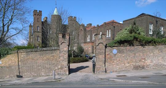 Vanbrugh Castle Inventory