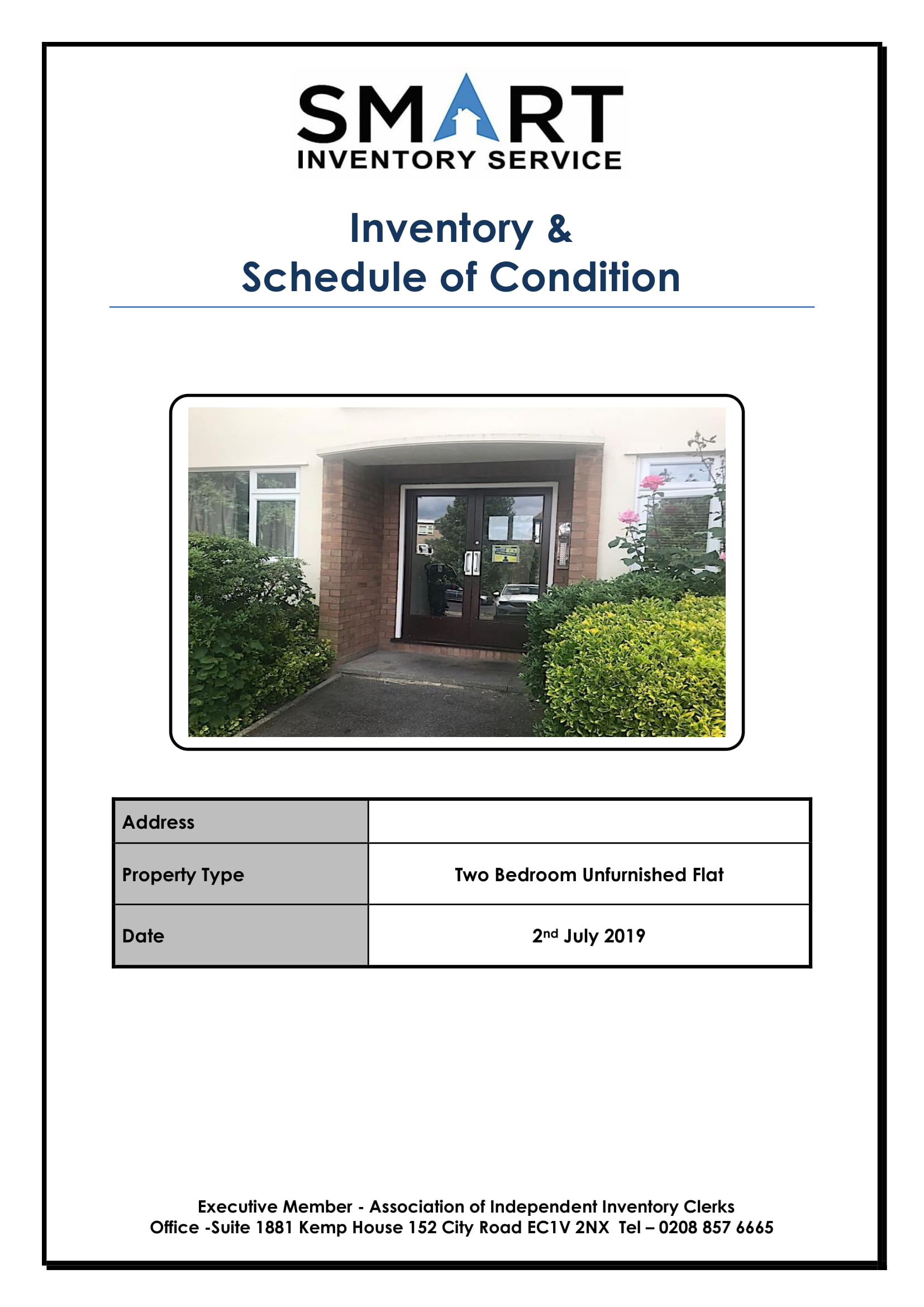 Smart Inventory Inventory Report Image